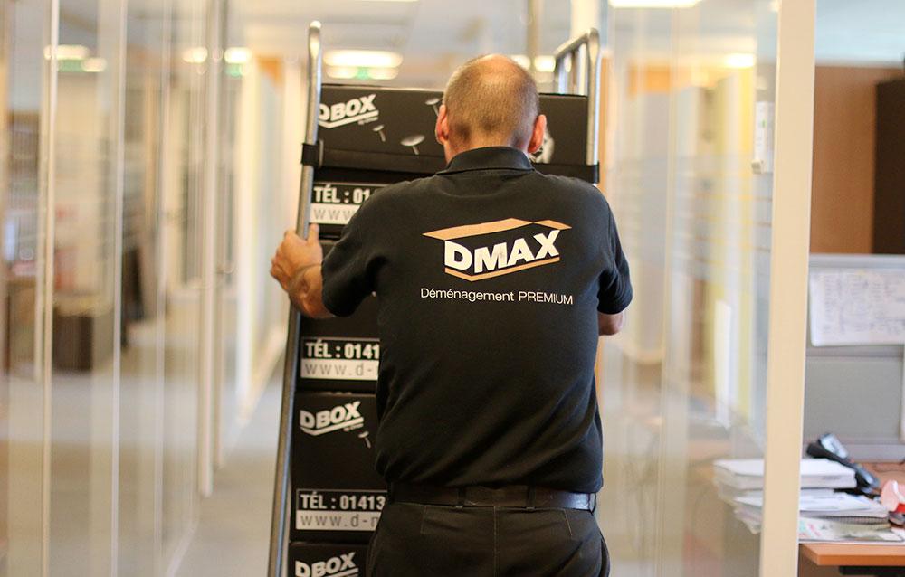 DMAX pour le déménagement de votre piano en toute tranquillité
