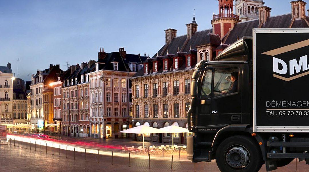 Choisir de déménager son entreprise de Paris à Lille