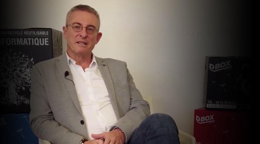 Un déménagement d'entreprise réussi par Pascal Somosierra, Directeur réseau de DMAX