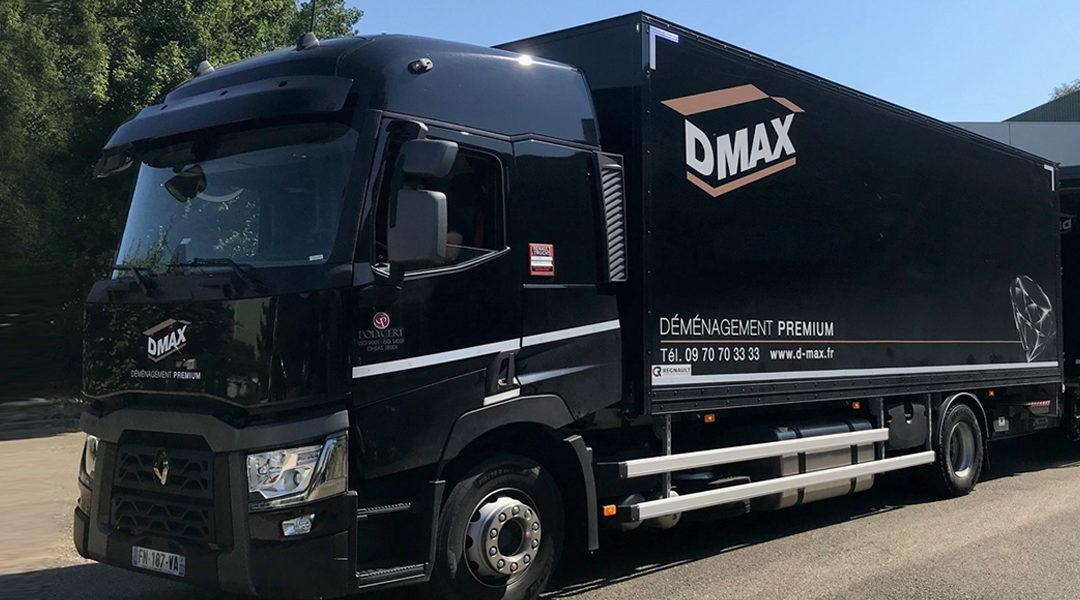 DMAX et e-Tracs : 10 ans de partenariat